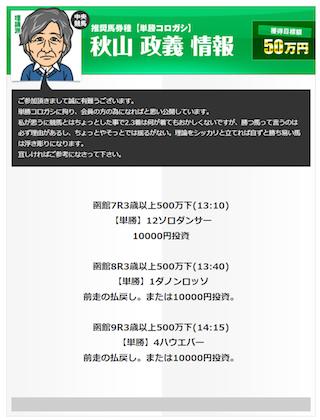【競馬王】0708